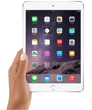 ремонт iPad mini 3
